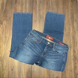 Lucky Brand | Cropped Jeans